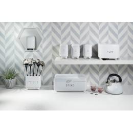 Ёмкость для хранения сахара Kitchen Craft Lovello Retro Ice White