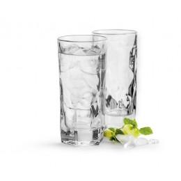 Набор 2-х высоких стаканов SagaForm Club 250 мл