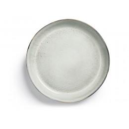 Блюдо круглое SagaForm Nature 33 см