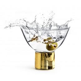 Набор коктейльных рюмок SagaForm Gold Club 150 мл 2 шт