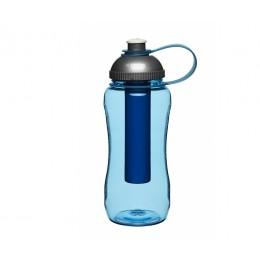 Бутылка для напитков с охлаждающим элементом SagaForm To Go синяя
