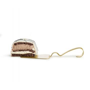 Лопатка для торта SagaForm Gold Kitchen