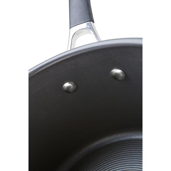 Сотейник с крышкой Momentum 18 см 2,8 л нержавеющая сталь
