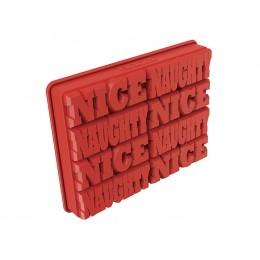 Форма для льда Naughty or Nice