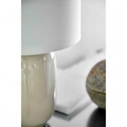 Лампа настольная Cadiz, серо-коричневая