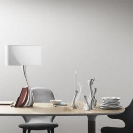 Настольная лампа Cobra 56 см белая
