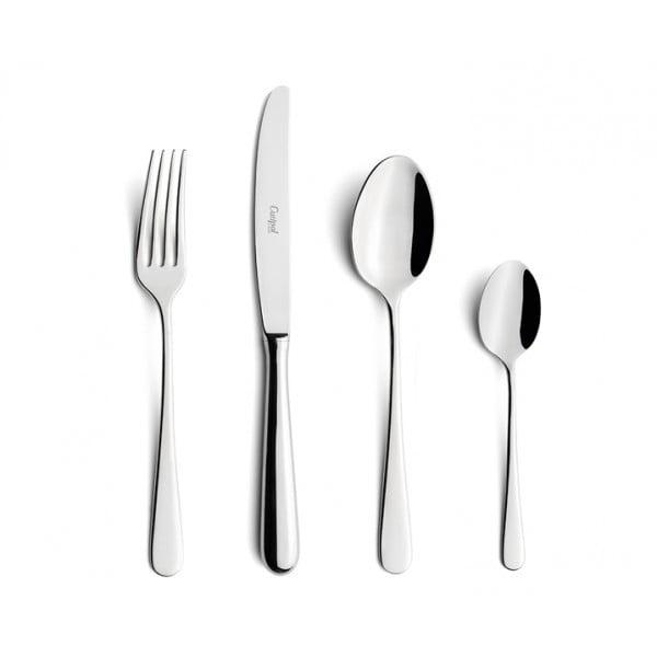 Набор столовых приборов CUTIPOL Alcantara, зеркальная полировка
