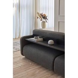 Диван-кровать Innovation Living Vogan, тёмно-серый