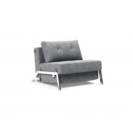 Кресло Innovation Living Cubed с хромированными ножками, серый