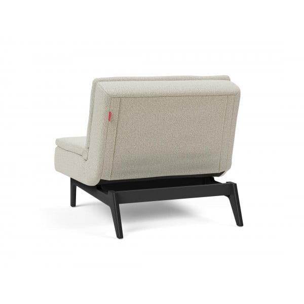 Кресло Innovation Living Dublexo Eik черный дуб, натуральный