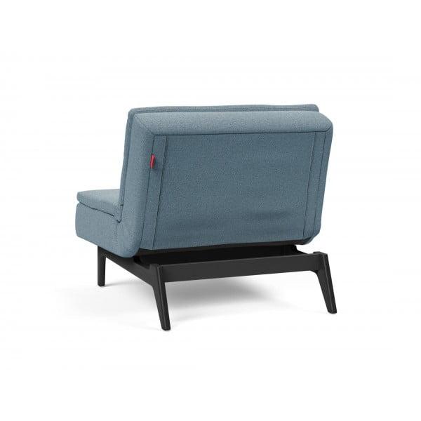 Кресло Innovation Living Dublexo Eik черный дуб, индиго