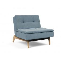 Кресло Innovation Living Dublexo Eik дуб, индиго
