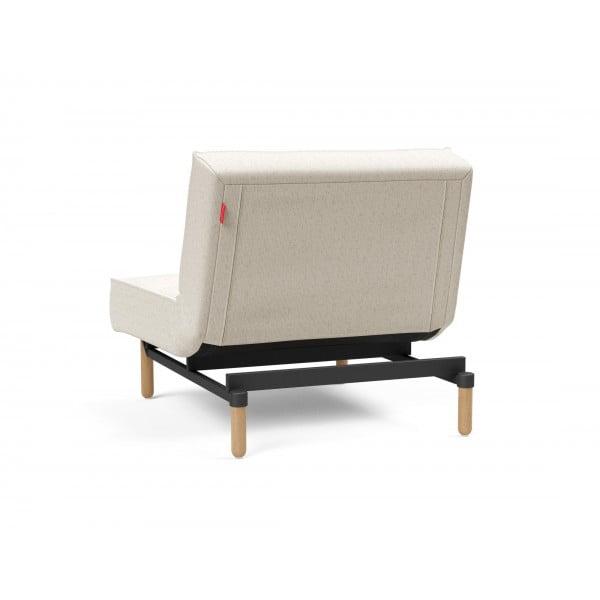 Кресло Innovation Living Splitback Stem дуб, белый