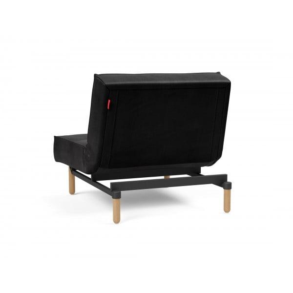 Кресло Innovation Living Splitback Stem дуб, черный