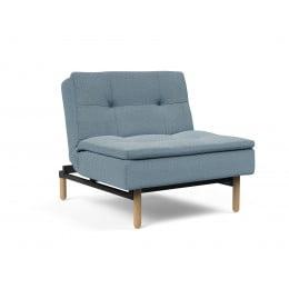 Кресло Innovation Living Dublexo Stem дуб, индиго