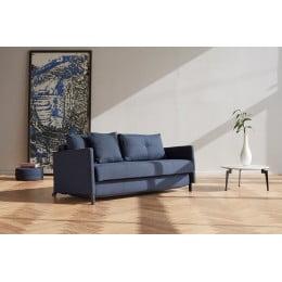 Диван-кровать Innovation Living Cubed с подлокотниками, синий