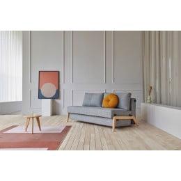 Диван-кровать Innovation Living Cubed с подлокотниками, серый