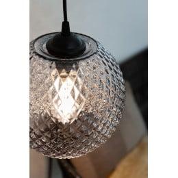 Подвесной светильник NOBB Ball D22 дымчатый