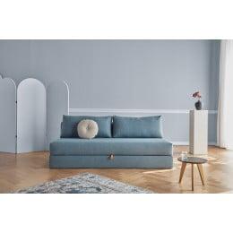 Столик Innovation Living Nordic с чёрной дубовой столешницей, 45 см