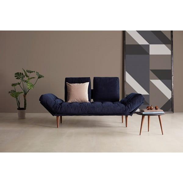 Столик Innovation Living Stylo с чёрной дубовой столешницей, 45 см
