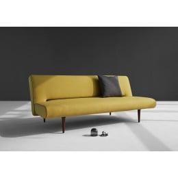 Диван-кровать Innovation Living Unfurl, мягкий цветок горчицы