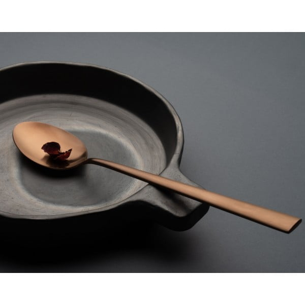 Набор столовых приборов CUTIPOL Duna Gold, зеркальная полировка позолоченные