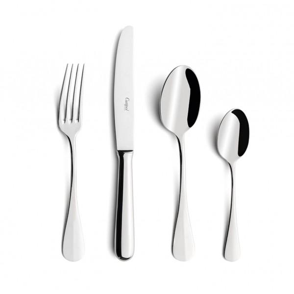 Набор столовых приборов CUTIPOL Baguette, зеркальная полировка