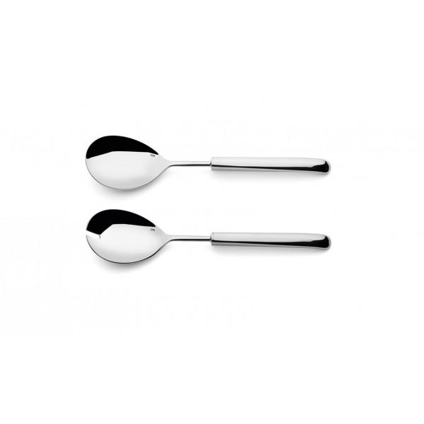 Набор столовых приборов CUTIPOL Carre, зеркальная полировка