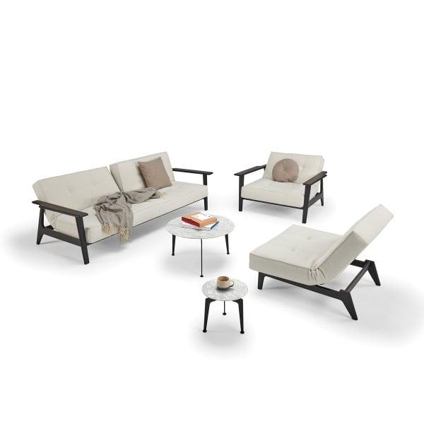 Столик Innovation Living с мраморной столешницей, 45 см