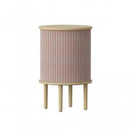Тумба Umage Audacious Side table, дуб, дымчато-розовая