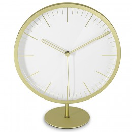 Часы Infinity матовая латунь
