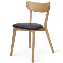 Стул Unique Furniture Pero, PU-кожа черный