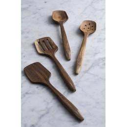 Лопатка деревянная с прорезями Modern Kitchen