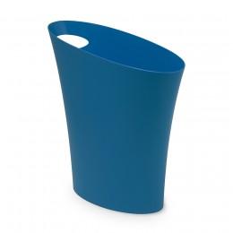 Контейнер мусорный Skinny синий