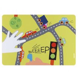 Коврик сервировочный детский On the Road в ассортименте