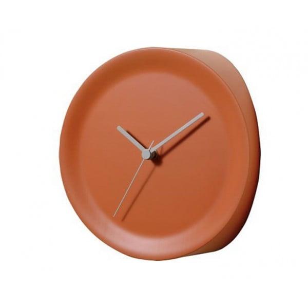Часы угловые Ora In оранжевые