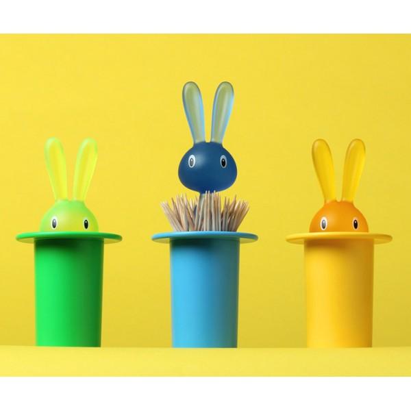 Футляр для зубочисток Magic Bunny зеленый