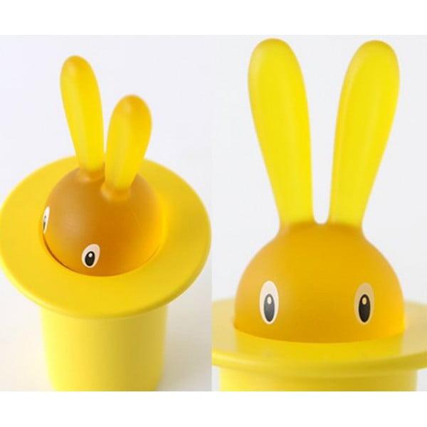 Футляр для зубочисток Magic Bunny жёлтый