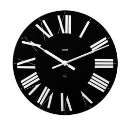 Часы настенные Firenze черные
