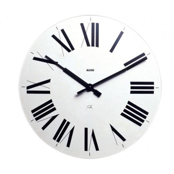 Часы настенные Firenze белые