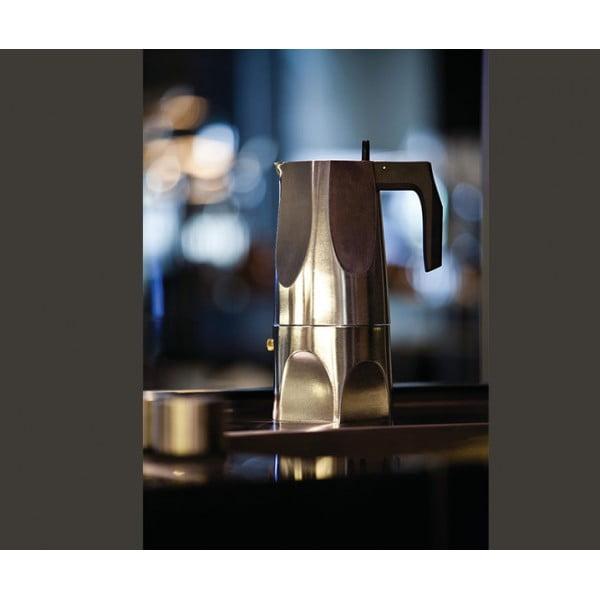 Кофеварка для эспрессо Ossidiana 150 мл черная