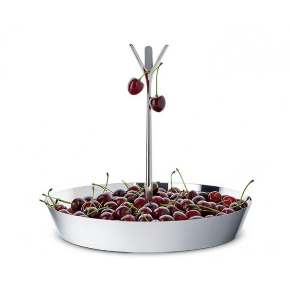 Фруктовница Tutti Frutti белая