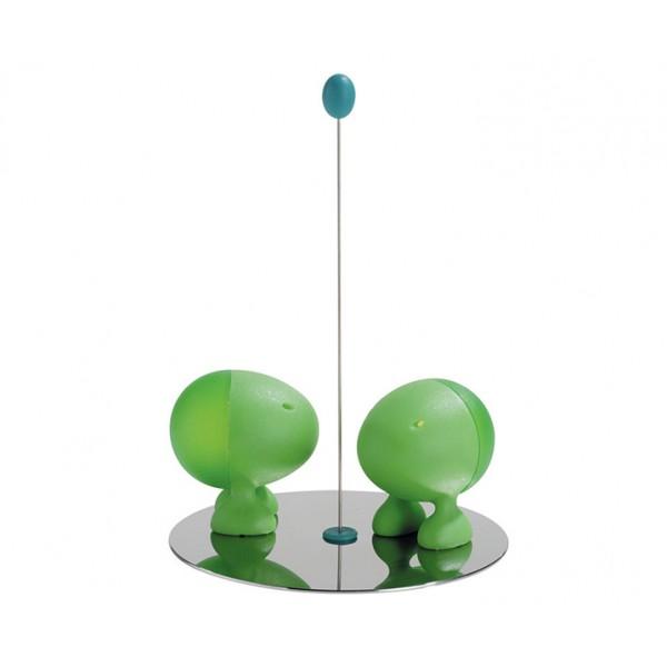 Солонка и перечница Liliput зеленые