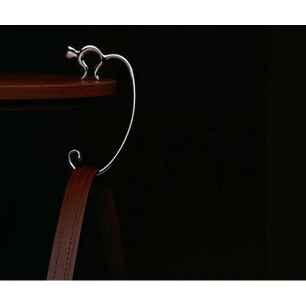 Крючок для сумки Minou черный