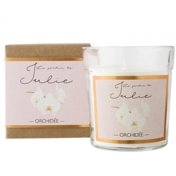 Свеча ароматическая Le jardin Орхидея