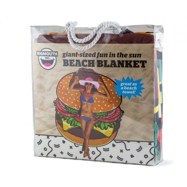 Покрывало пляжное Burger