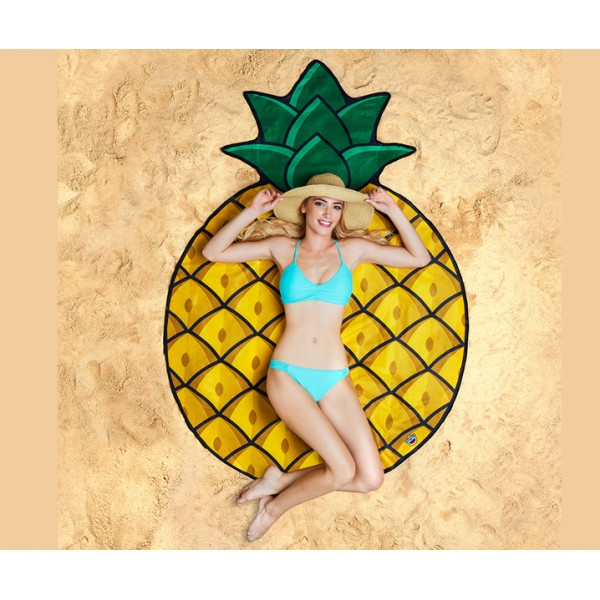 Покрывало пляжное Pineapple