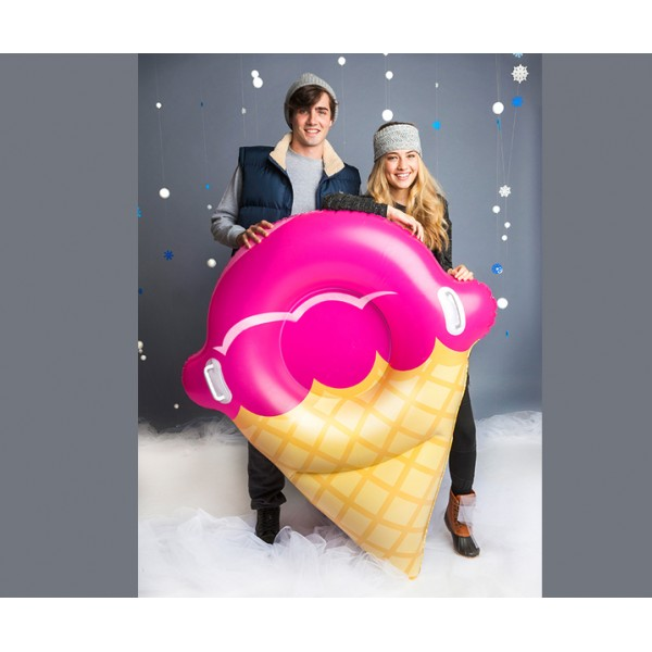 Тюбинг надувной Pink Ice Cream