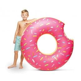 Круг надувной BigMouth Strawberry Donut