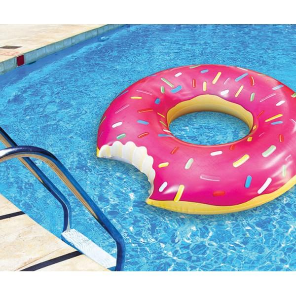 Круг надувной Strawberry Donut